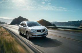 2018 Acura MDX SH-AWD
